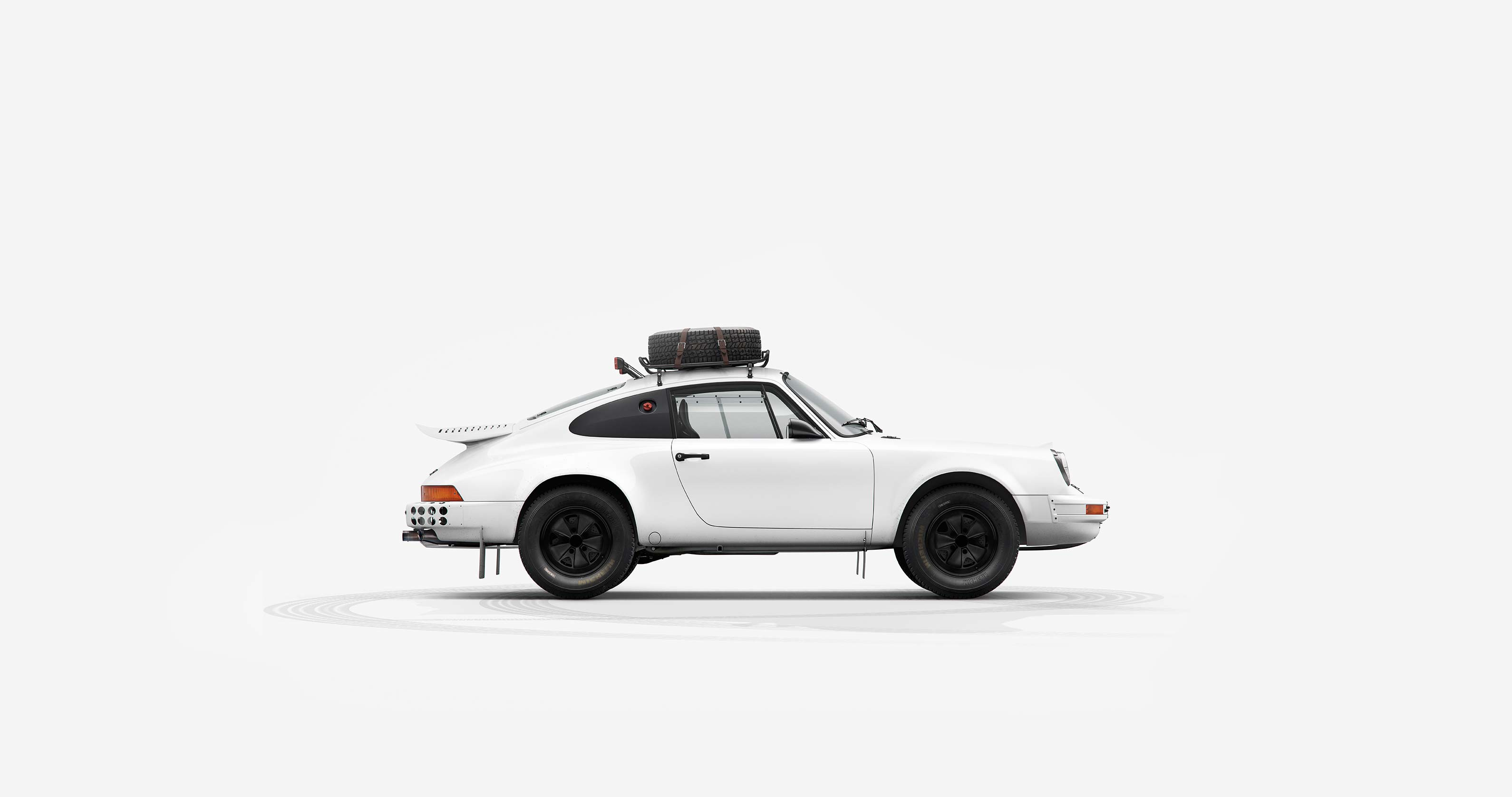 INK Celebrates 70 Years Of Porsche Sports Car History With The 911 Rally Print