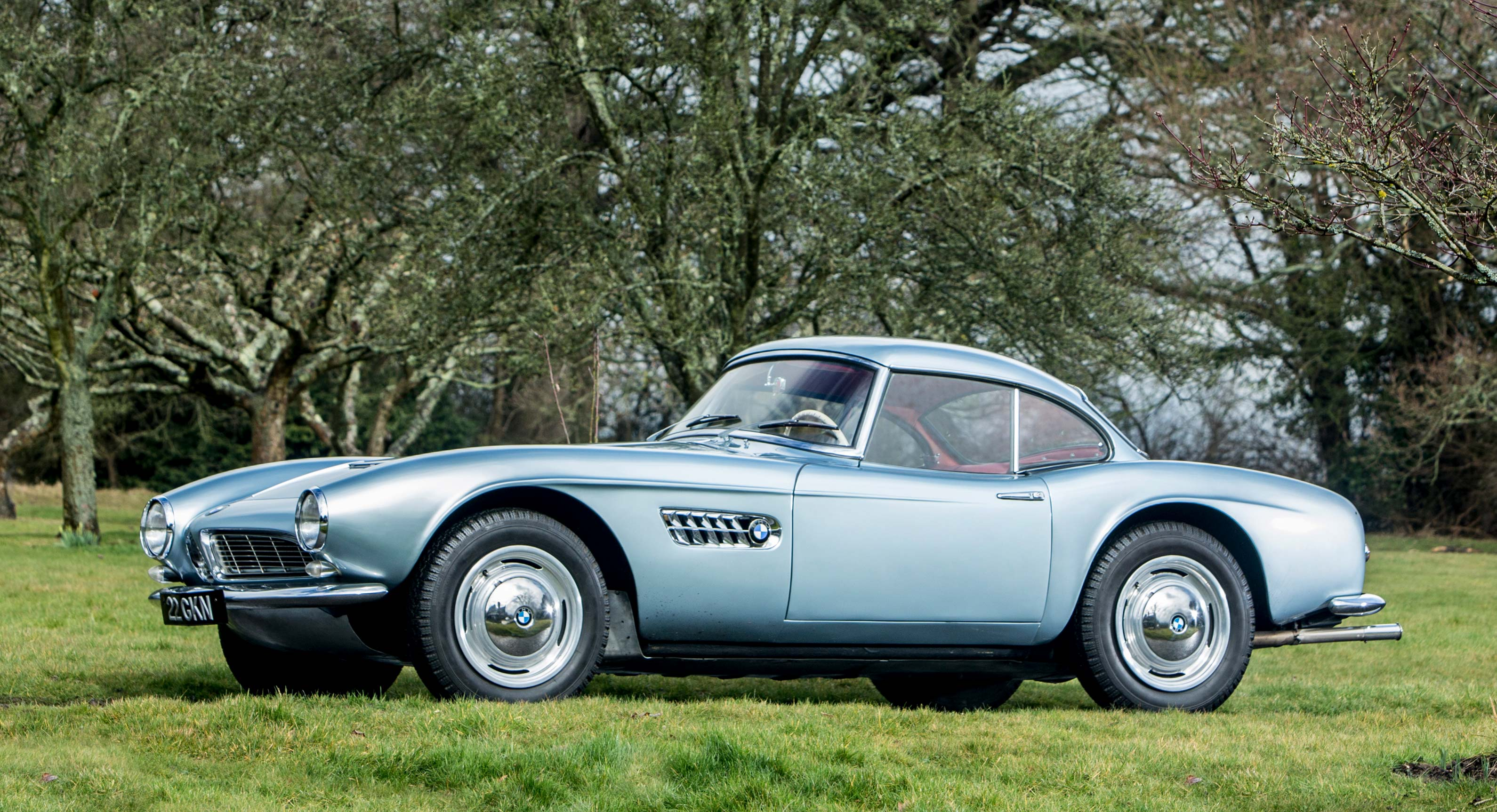 John Surtees' BMW 507 Roadster Can Be Yours For Nearly $3
