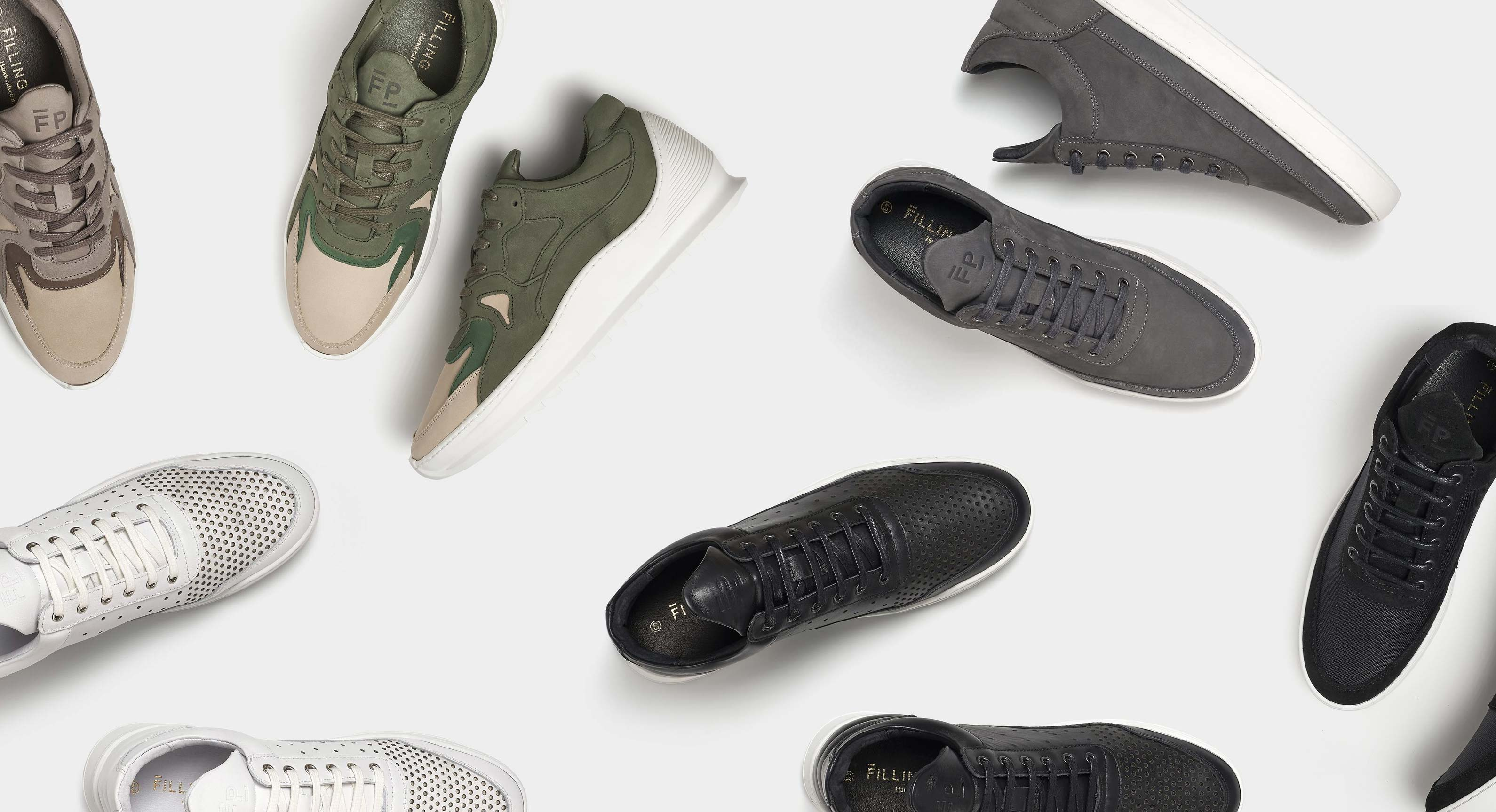 Our Favourite Sneakers From The First Filling Pieces AW18 Drop