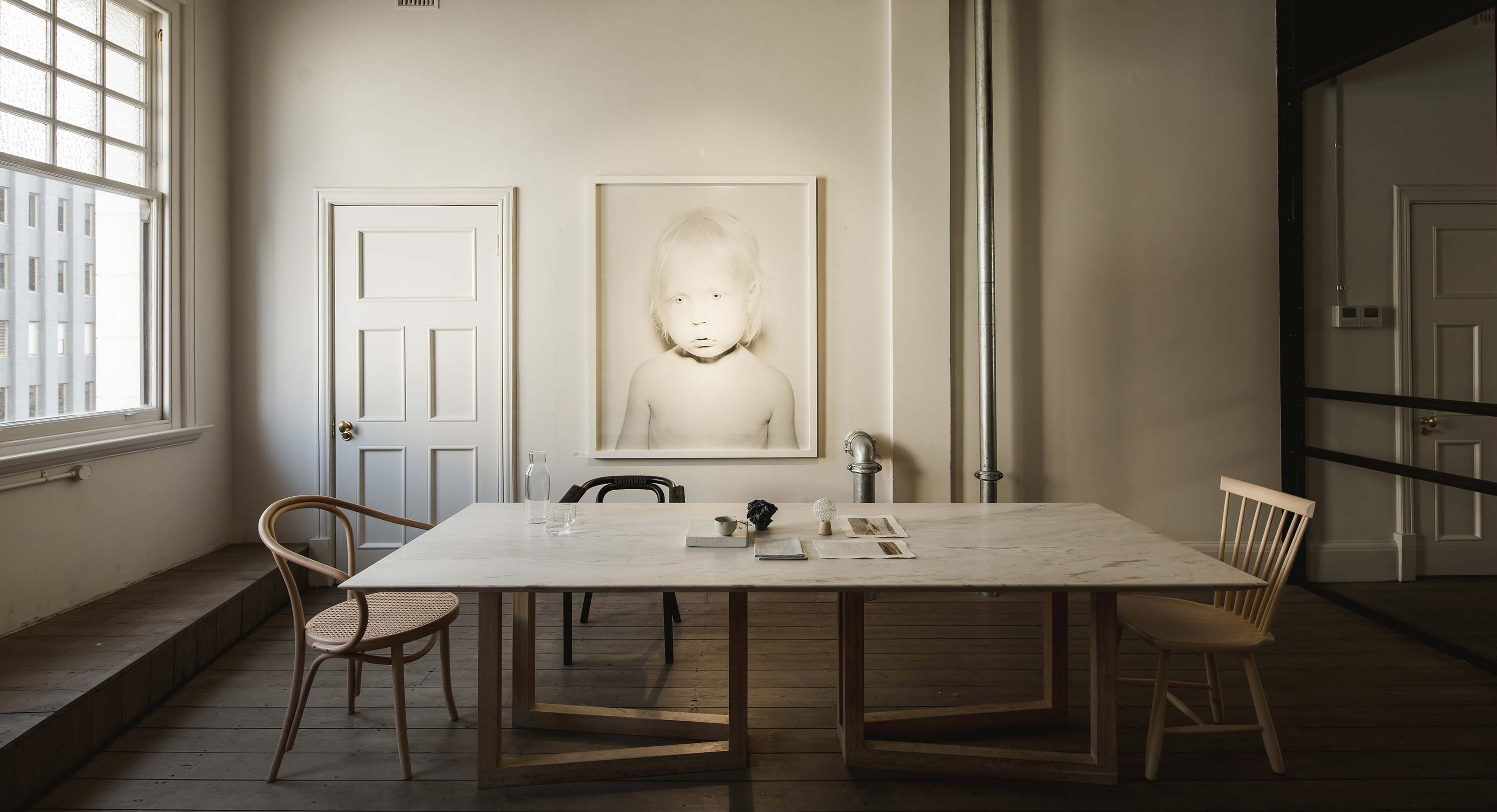 The Inspiring Renovation Of Williams Burton Leopardi's Adelaide Studio