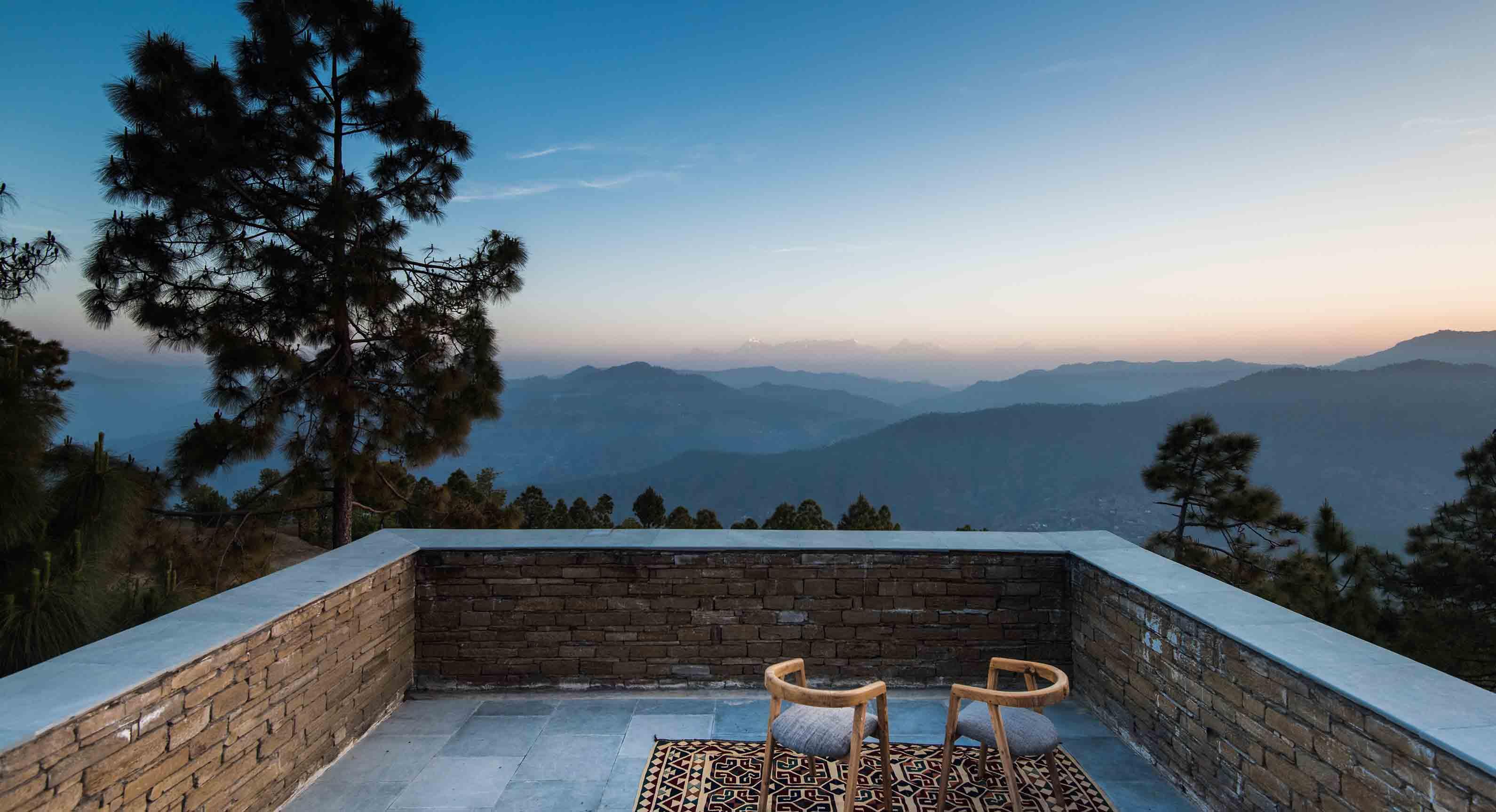 The Kumaon Hotel: The Minimalist Jungle Retreat Hidden In The Himalayas