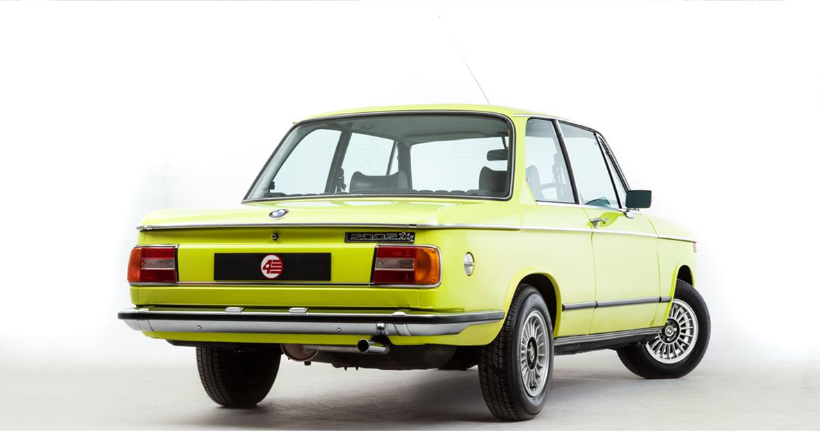 Opumo Neon BMW Last