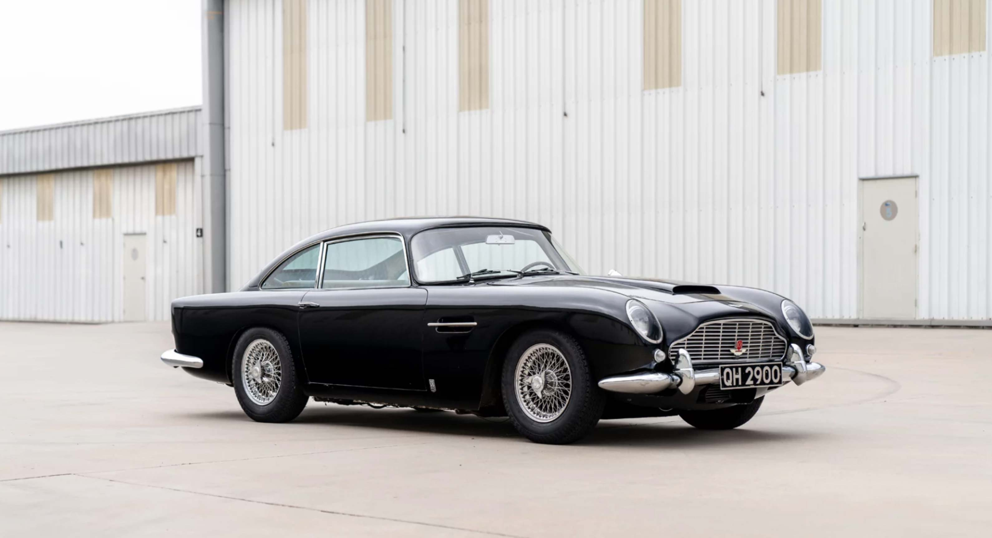 Classic Car Find of the Week: 1965 Aston Martin DB5