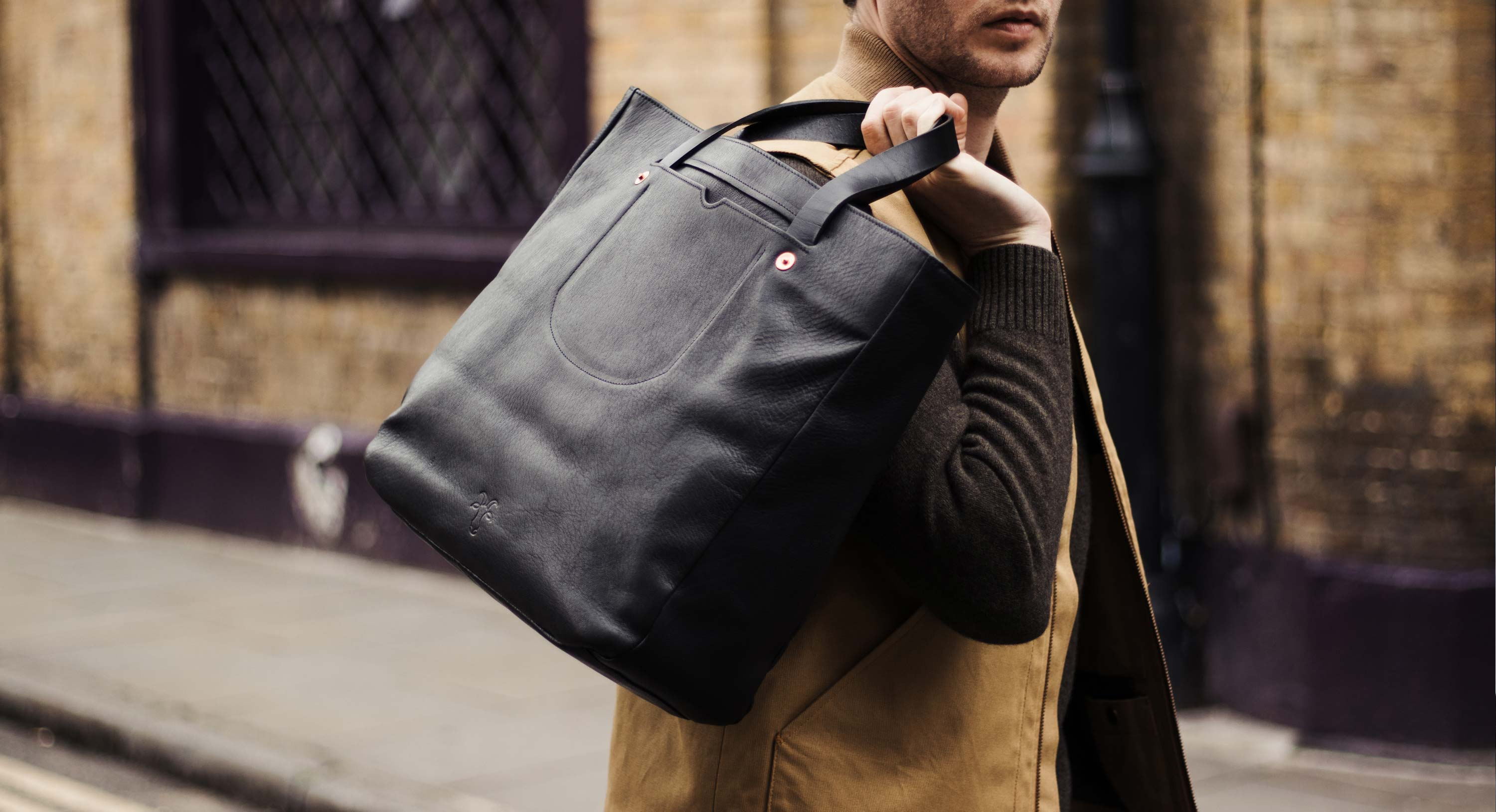 Meet Billy Tannery: Home To The First British Goat Leather Backpack