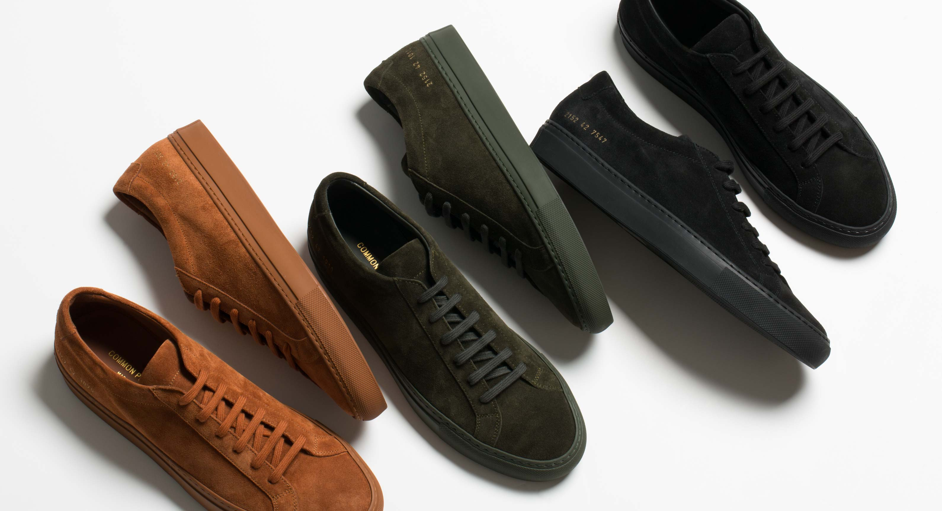 The New Common Projects Collection Has Arrived