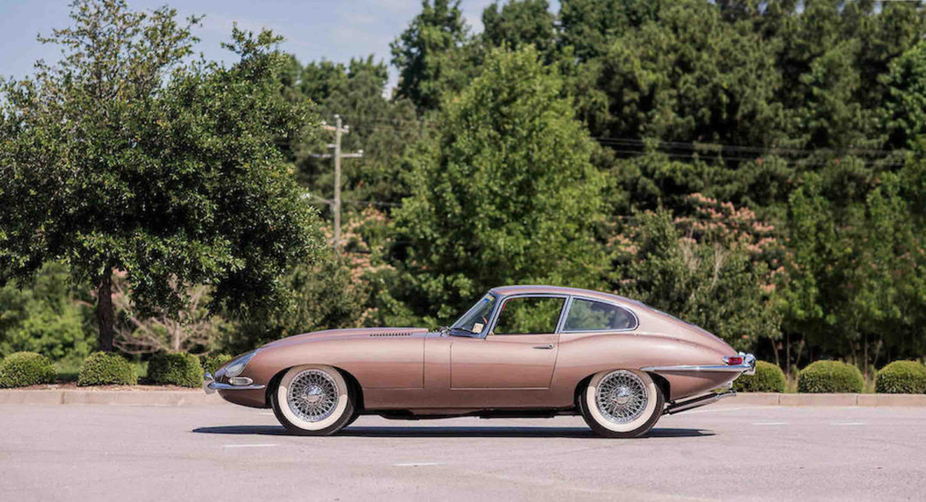 The Jaguar E Type That Everyone Is Talking About
