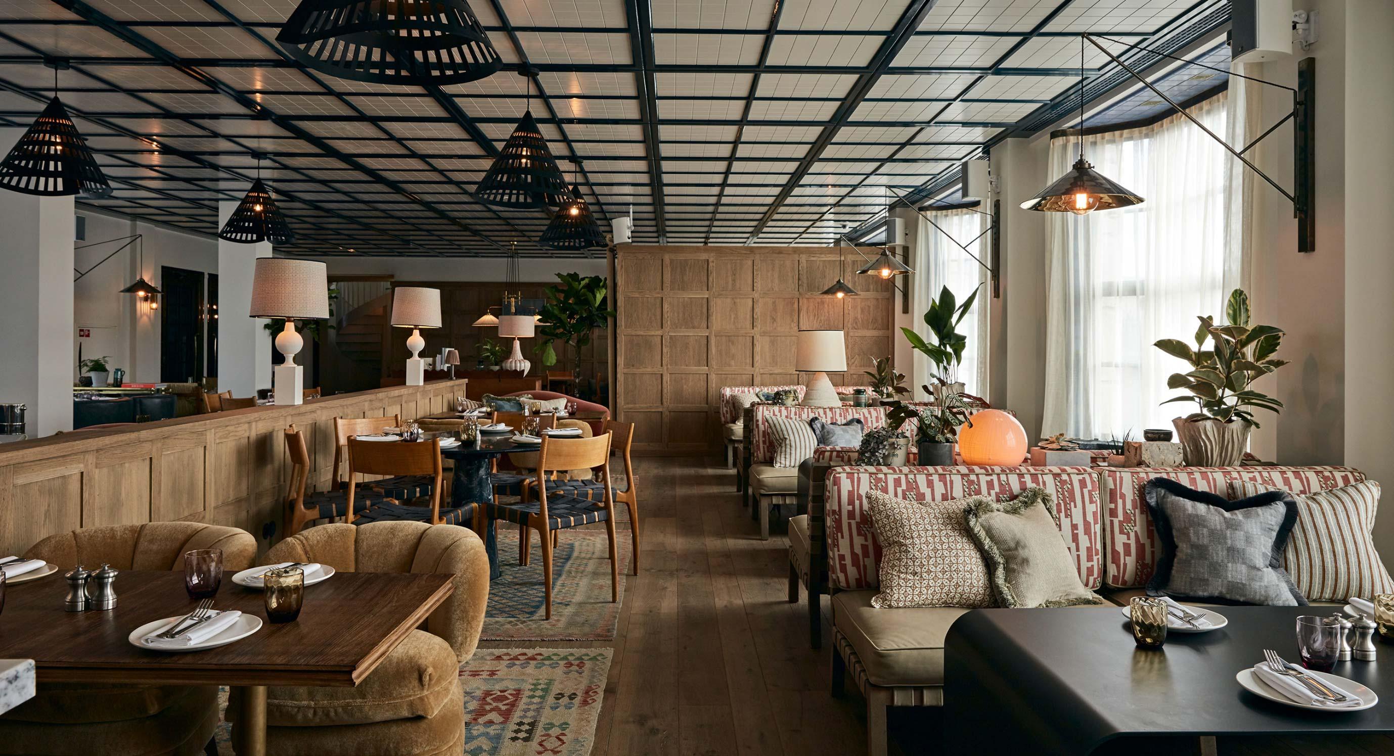 Inside The New Soho House in Amsterdam