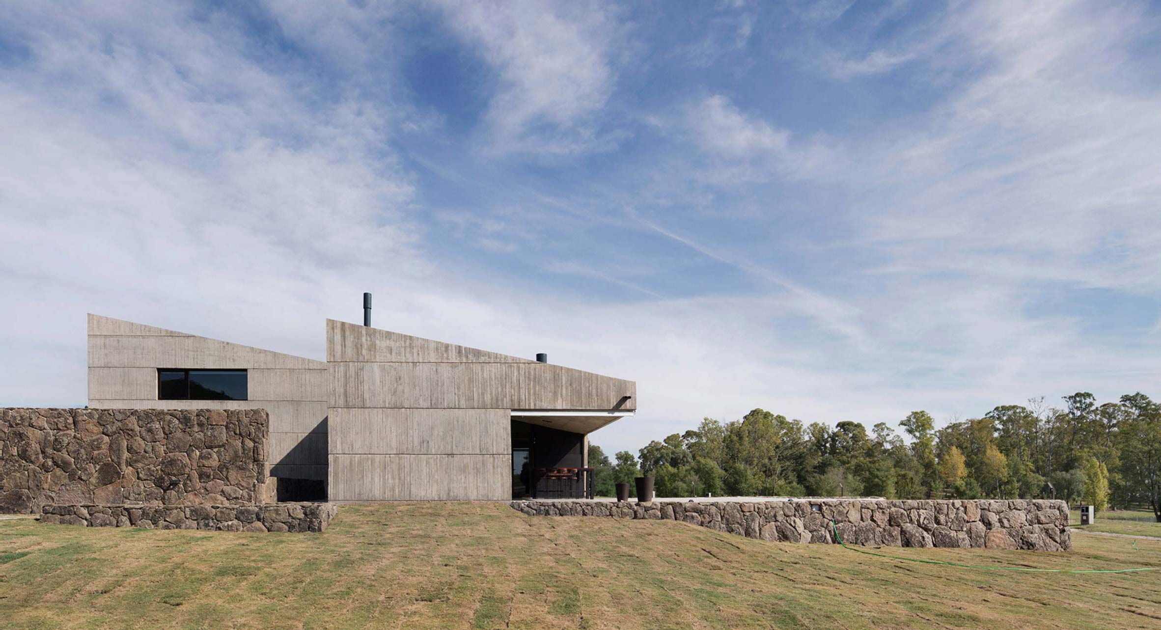 Why Casa MM Uses A 'Z' As The Starting Point To This Nature Retreat