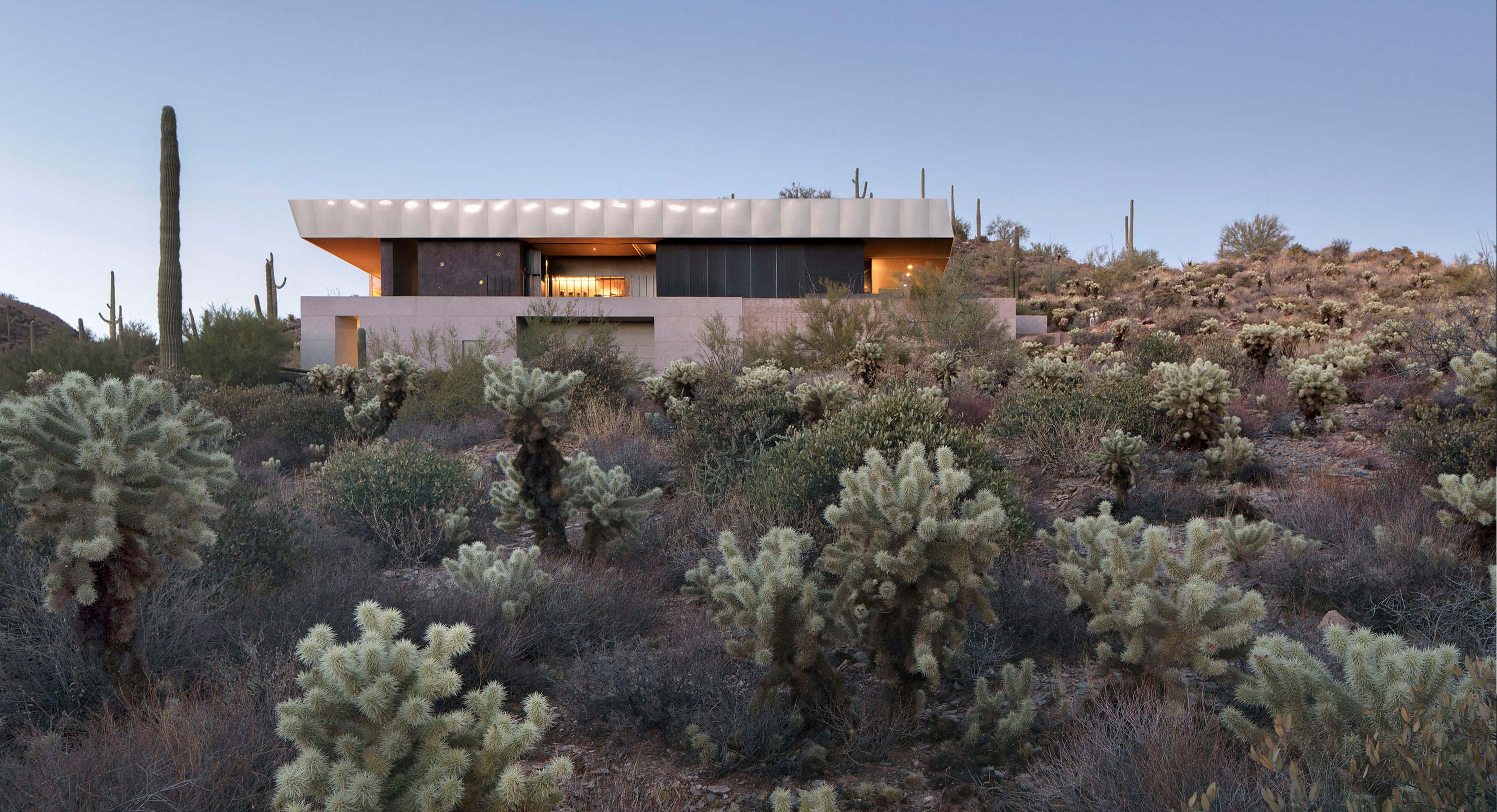 Is The Hidden Valley Desert House The World's Finest Off-Duty Escape?