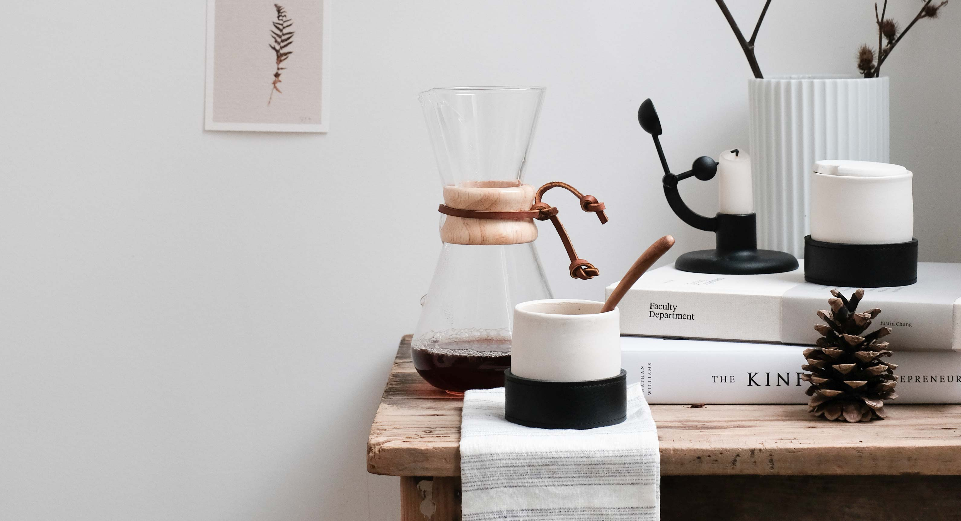 Introducing Chemex: The Secret To Brewing Better Tasting Coffee At Home