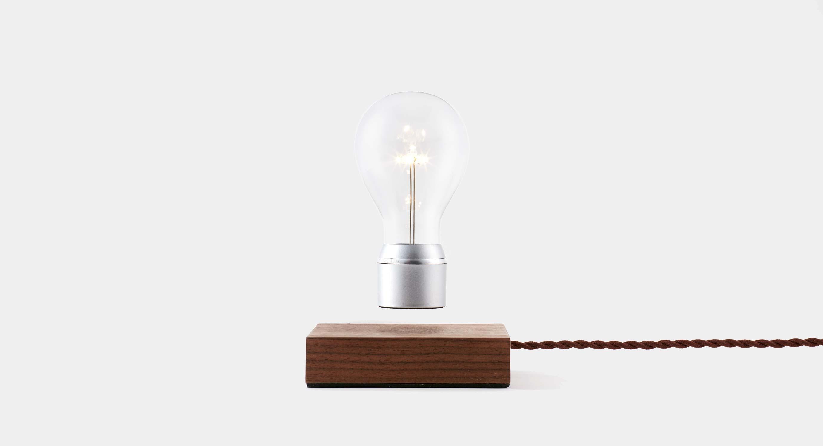 The FLYTE Levitating Light Bulb Review