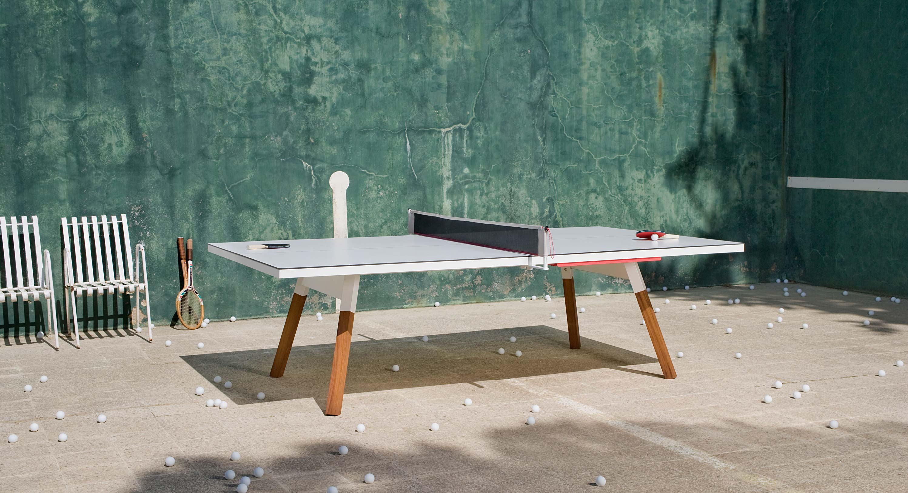 RS Barcelona: The Most Impressive Ping Pong Tables In The World