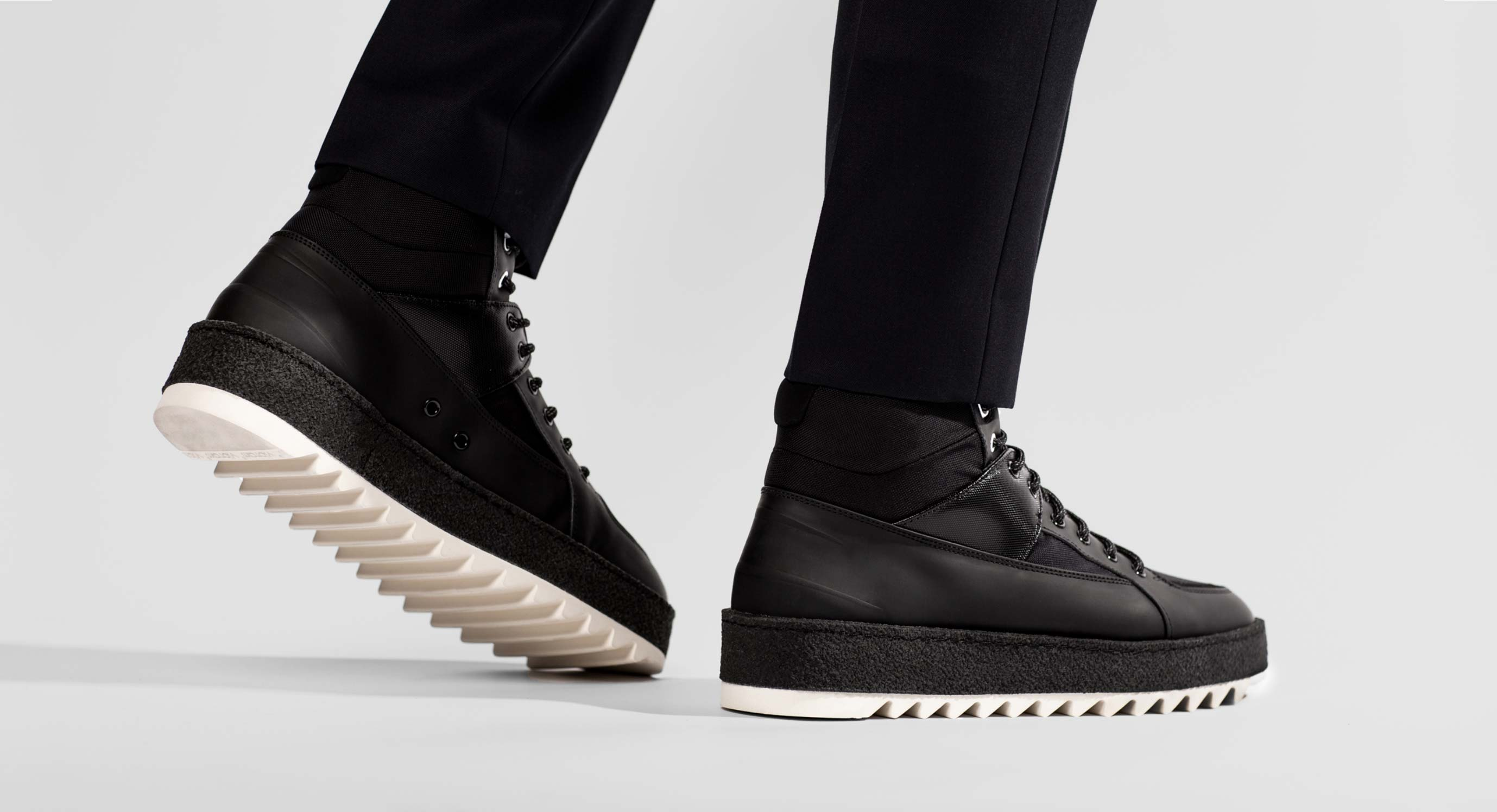 The Tech Revolution: ETQ Amsterdam's All-New Winter Sneakers
