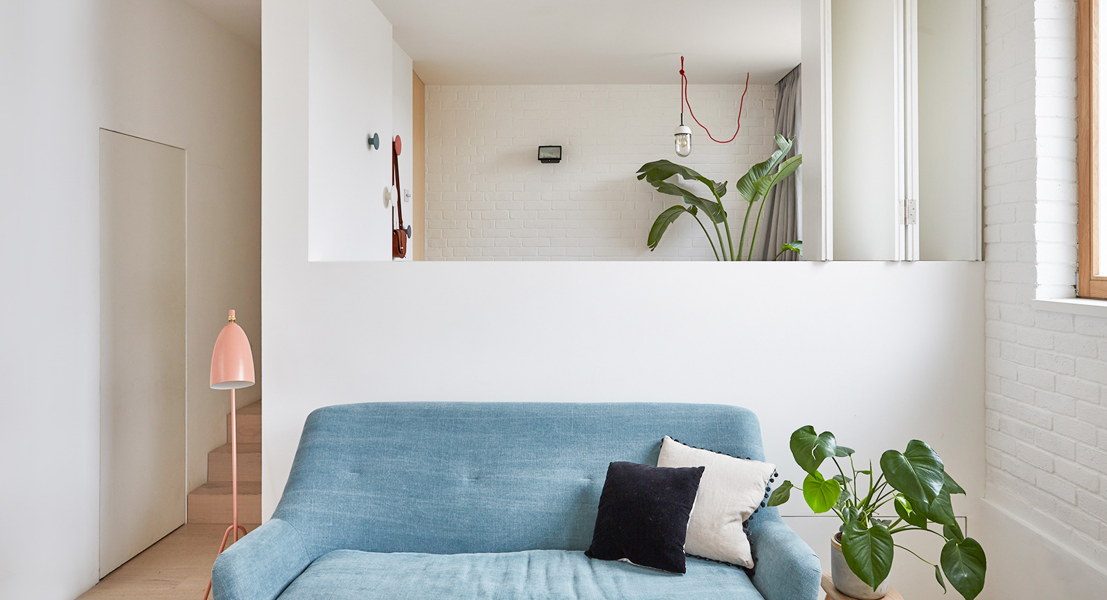 How Hutch Design Transformed This Hackney Mews House