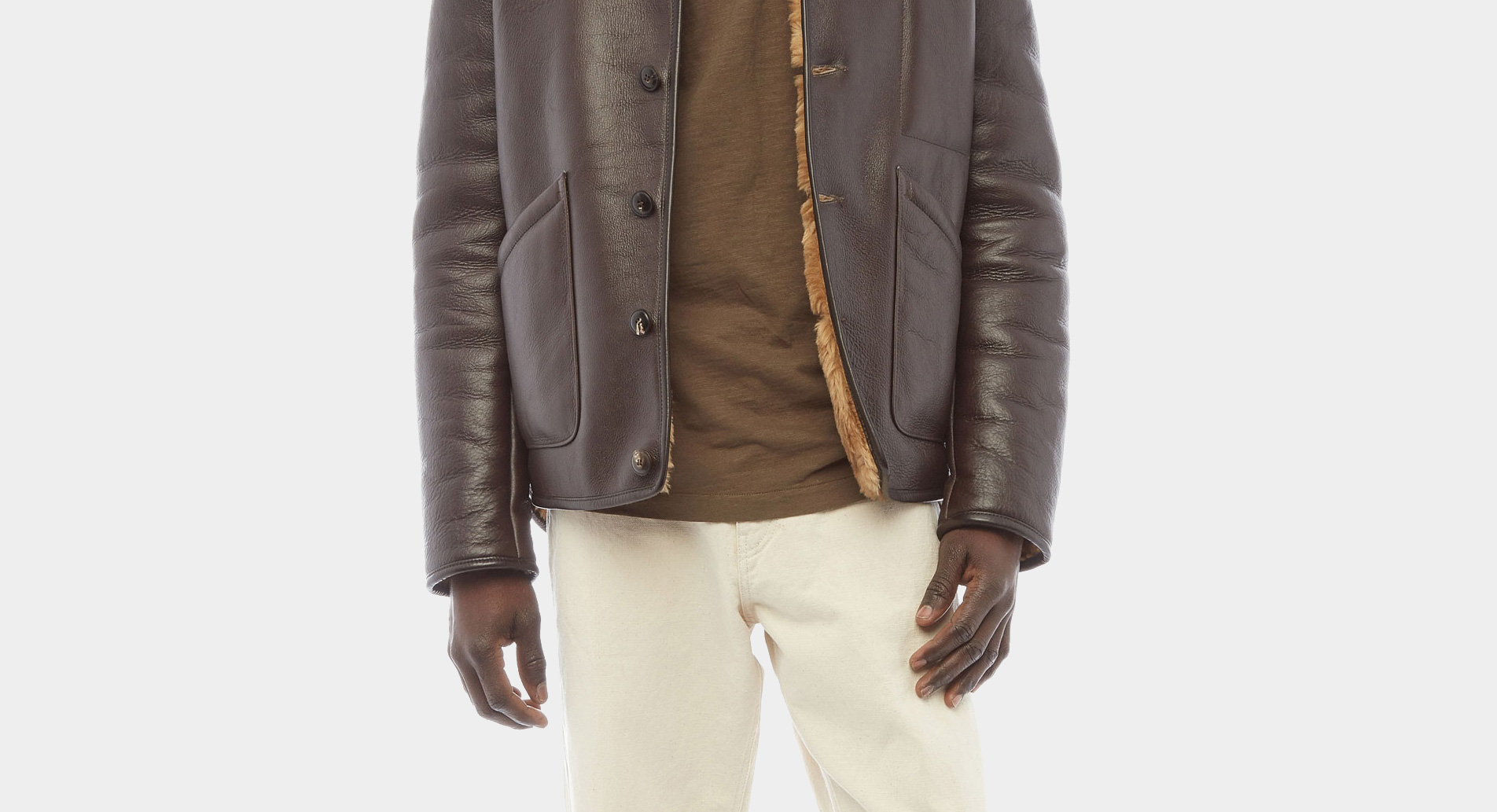 The Shearling Jackets To Be Seen In This Season