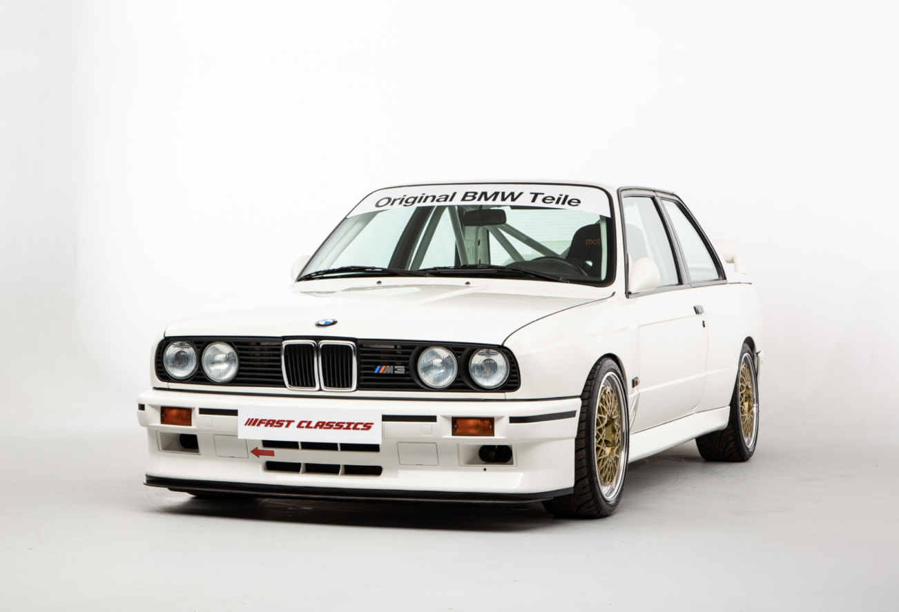 Classic Car Find Of The Week 1989 Bmw E30 M3 Opumo