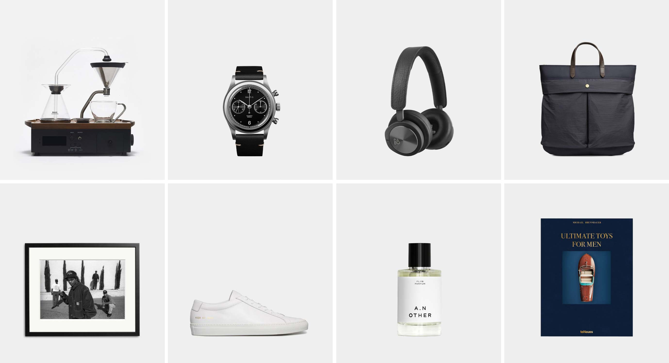 Christmas Gift Ideas For The Man Who Has Everything