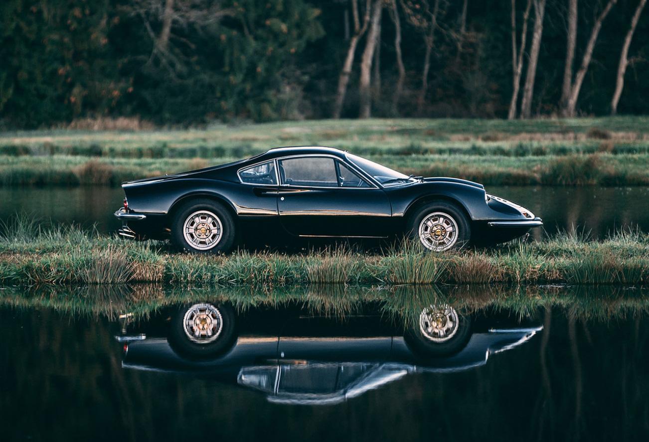 Classic Car Find Of The Week 1972 Ferrari Dino 246 Gt Opumo Magazine