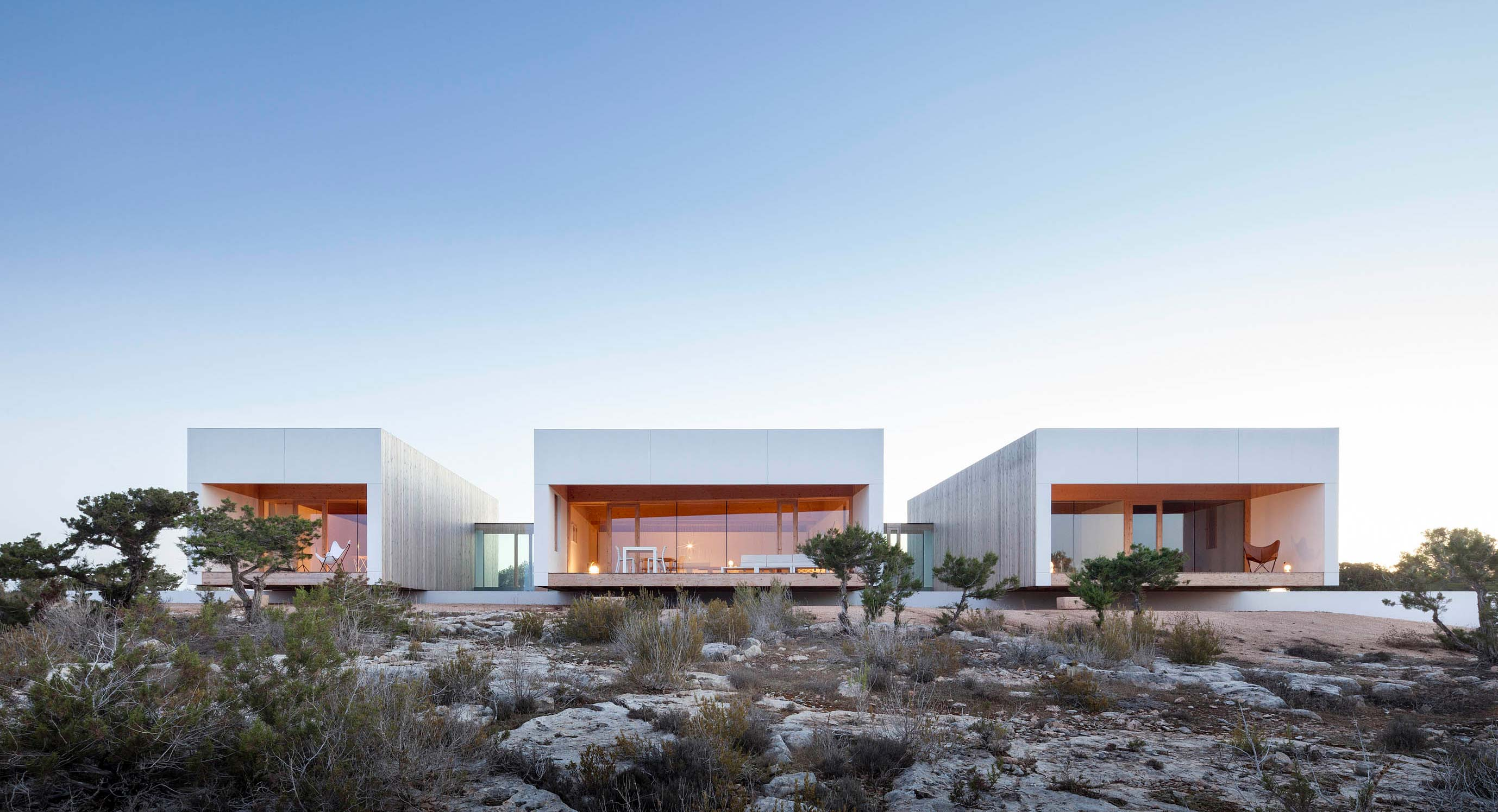 Somewhere Between Architecture & Art: House in Formentera