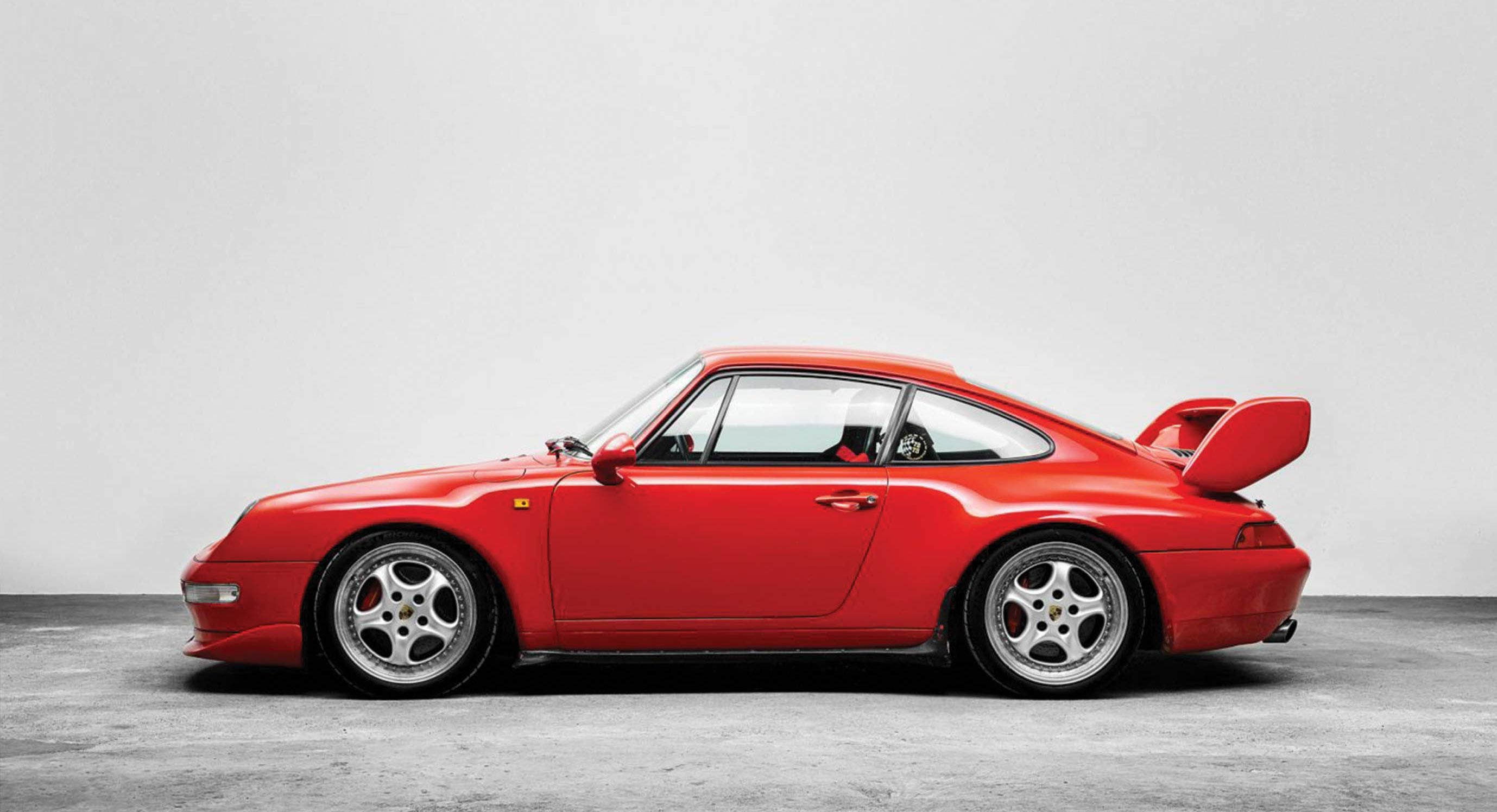 Classic Car Find Of The Week 1995 Porsche 993 Rs Opumo