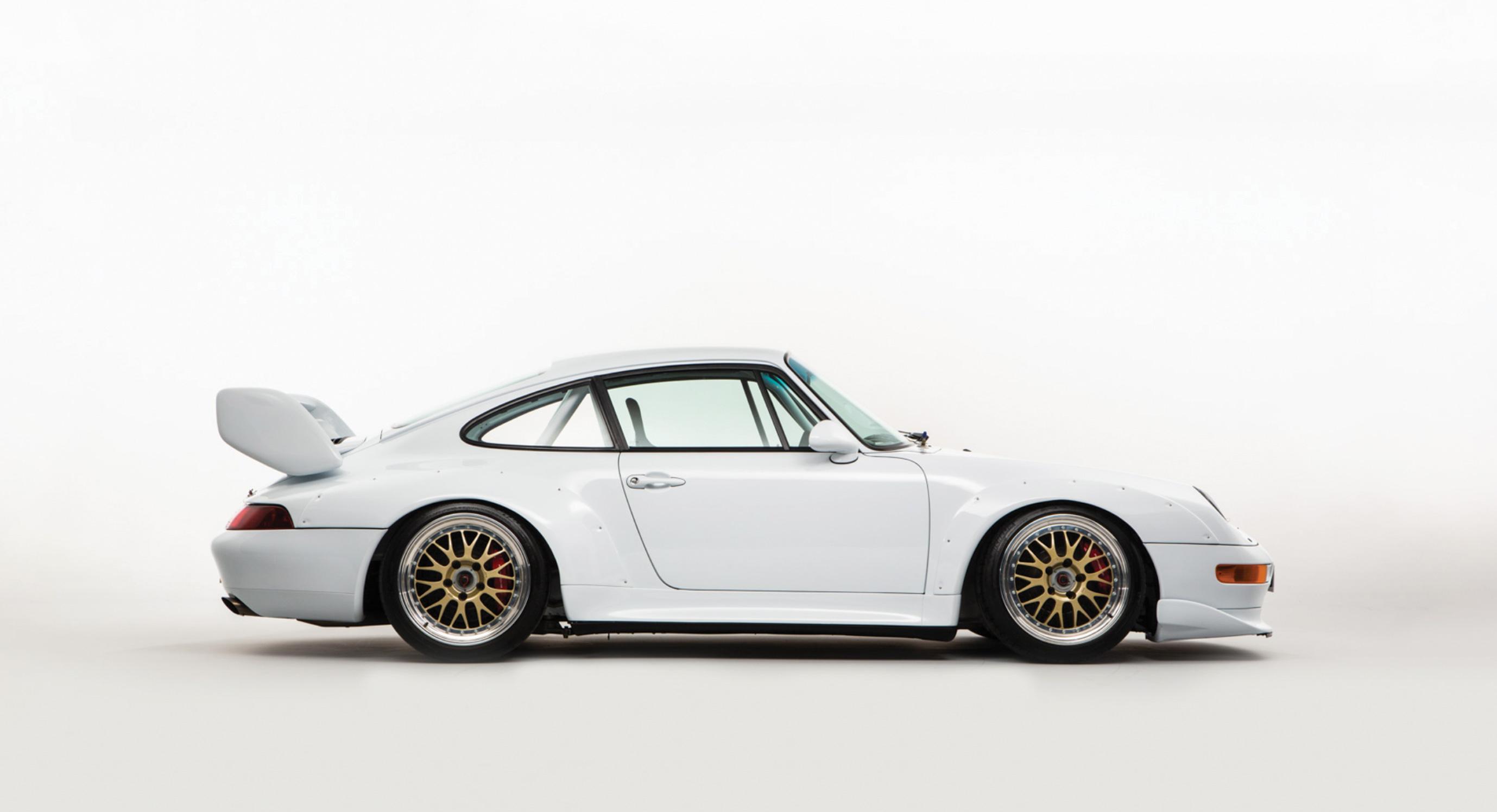 Classic Car Find of the Week: 1997 Porsche 993 3.8 RSR