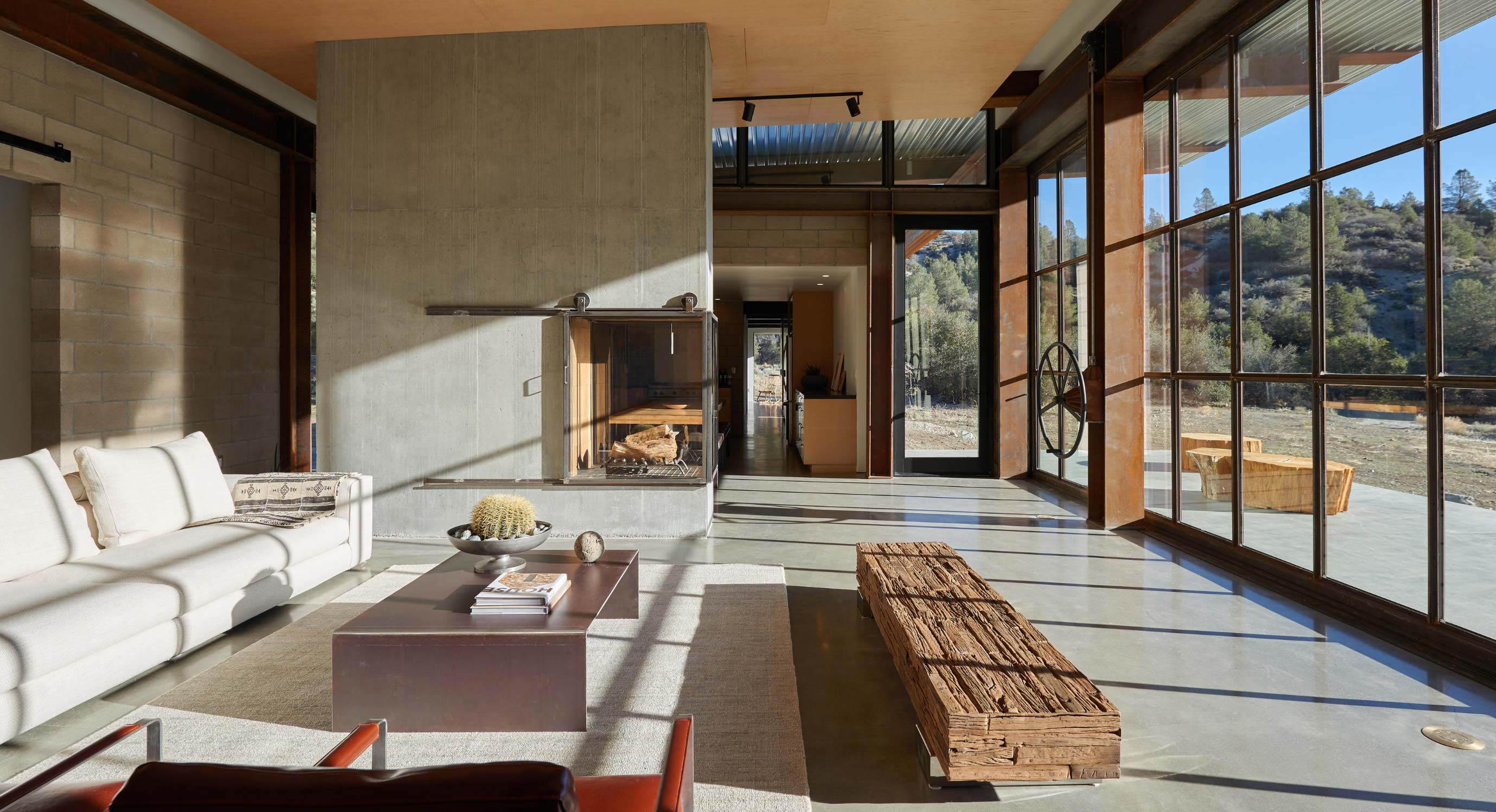 Olson Kundig Turns Off-Grid Into On-Trend With The 'Sawmill'