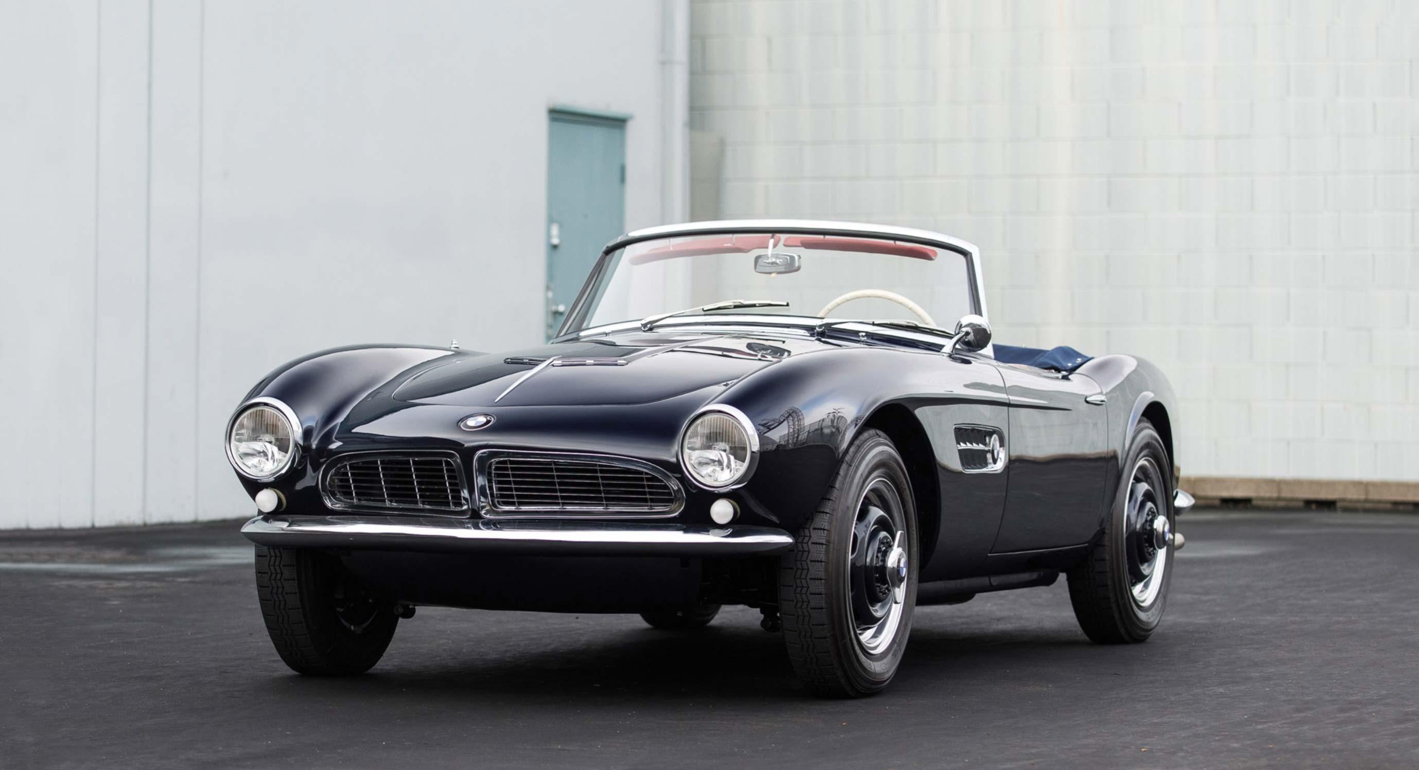 Classic Car Find of the Week: 1958 BMW 507 Roadster Series II