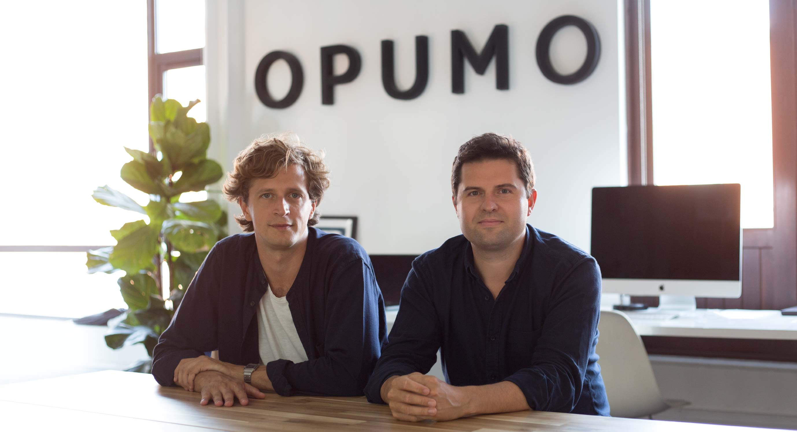 We're Crowdfunding: Invest in OPUMO