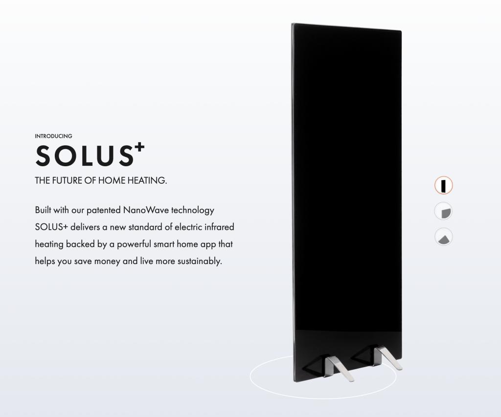 KOLEDA Solus+ heater | Electric