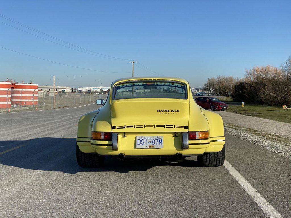 Rwb Porsche 911 Carrera Coupe Bold And Backdated Opumo Magazine